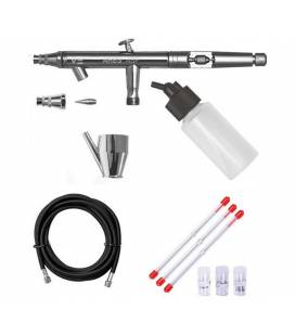 Set Airbrush ARES ASF - Saugbecher-System