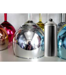 Mirror Finish Spray Paint for Glass & Methacrylat