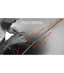 Pinstriping Emaille opake Farben 125ml