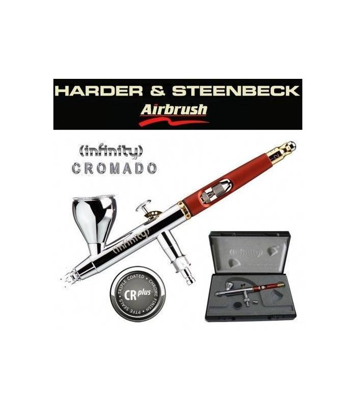 Kit Harder /& Steenbeck Infinity CR Plus 2 in 1 incl