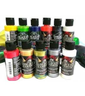Wicked Createx Pearlized Colors 60 ml