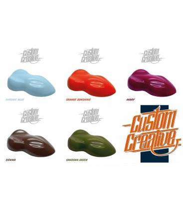 """""""Automn"""" Opaque Airbrush Paint Kit H2O (5+1) - CC"""
