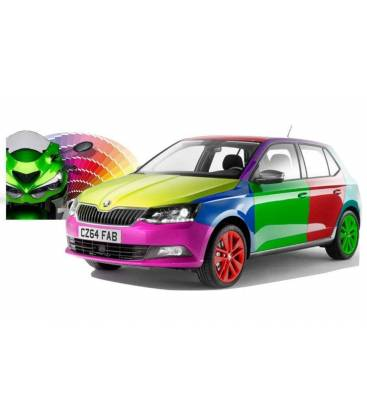Color formulation of car / motorcycle series