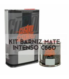 Barniz Mate Intenso C660 1.25L - Custom Creative