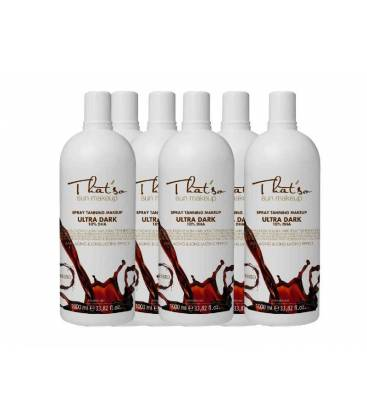 DHA 12% TANNING LOTIÓN 6 LITERS - THAT'SO