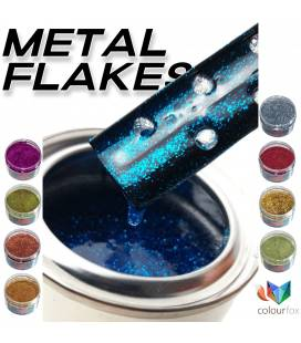 Metal Flakes Paint - Glitter