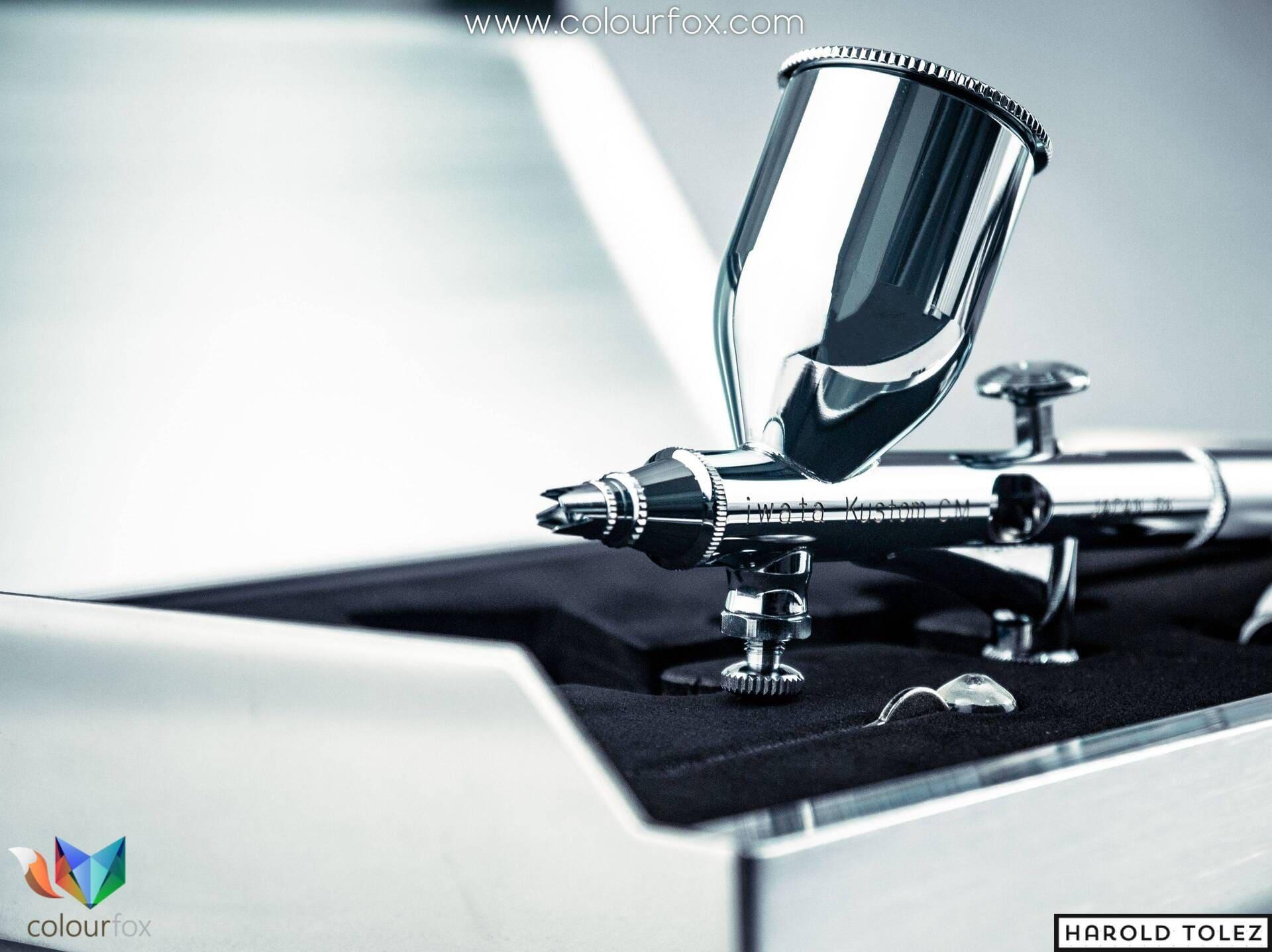 aerografo-anest-Iwata-kustom-micron-cm-edicion limitada