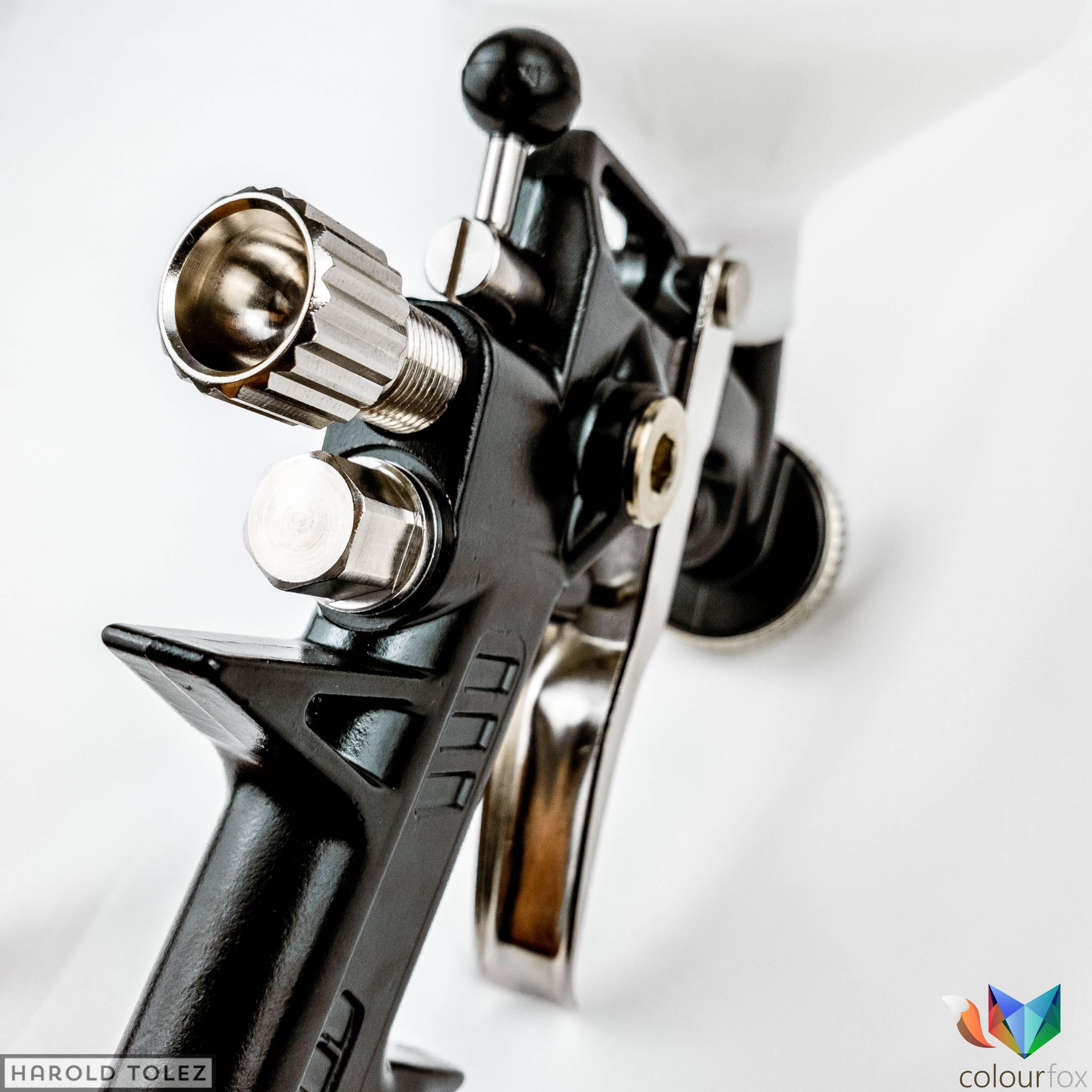 Reguladores de pistola para pintar de gravedad 2200 económica