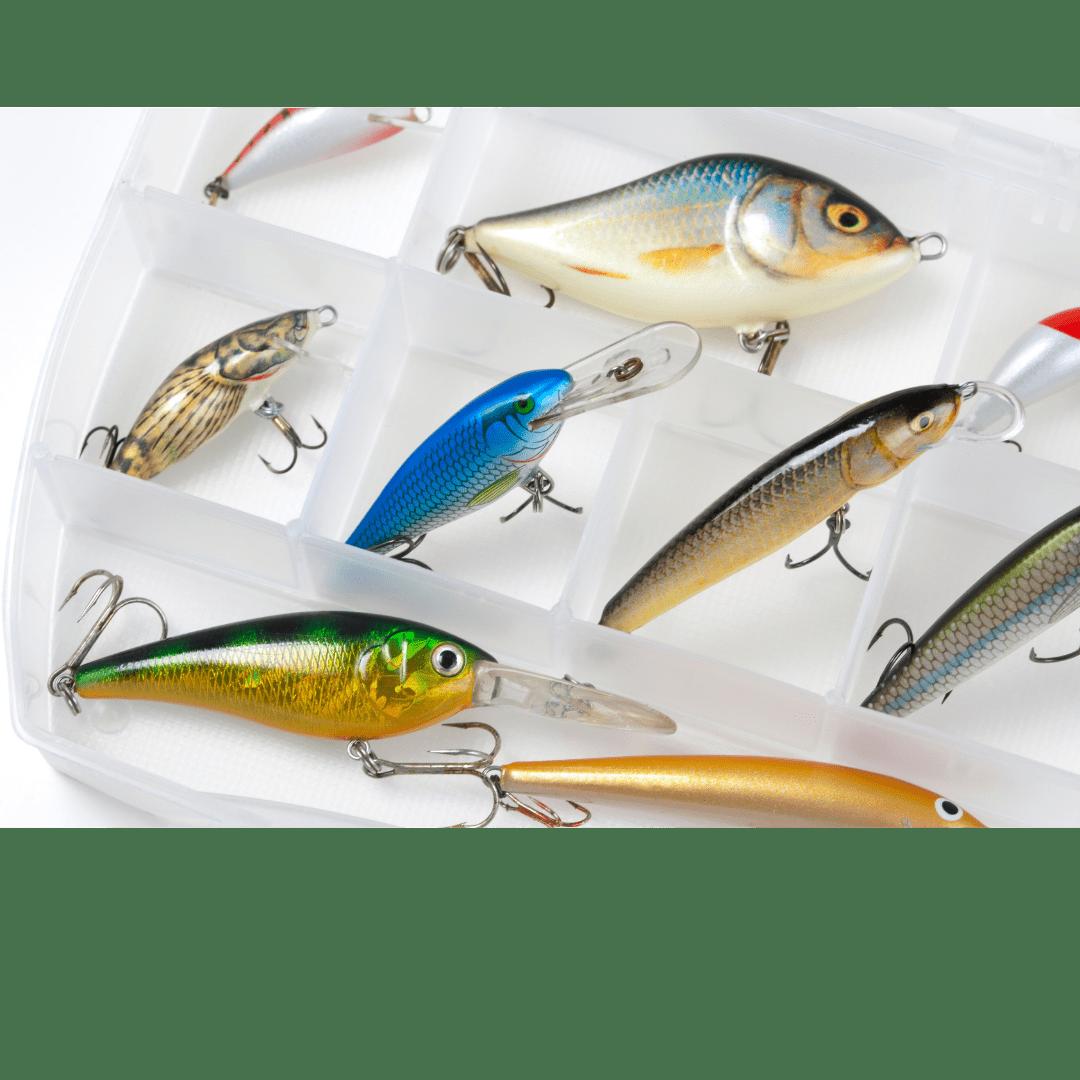 Pinturas efecto kamaleon en señuelos de pesca - Colourfox