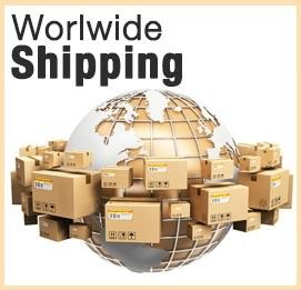Worlwide Shipping